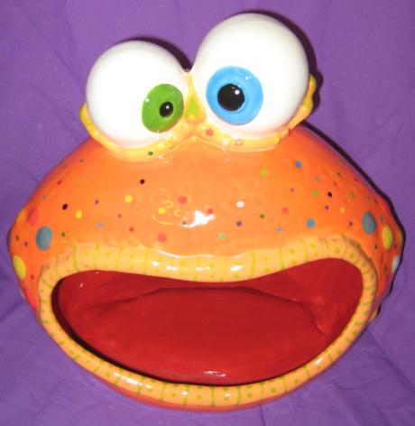 Monster Candy Jar